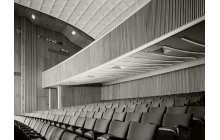 Die Stadt als Bühne, Architekturfotografien der 50er Jahre von Karl Hugo Schmölz